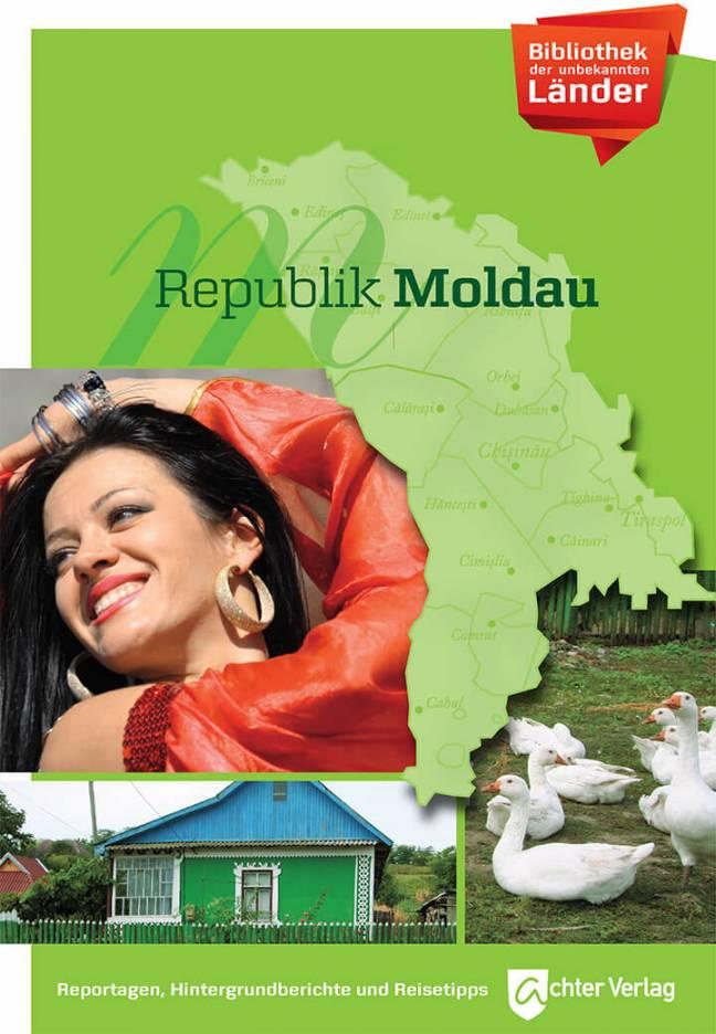Buch Republik Moldau