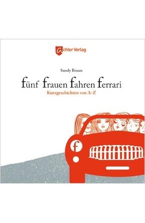 Buch Fünf Frauen fahren Ferrari