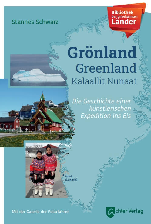 Grönland Reisebuch