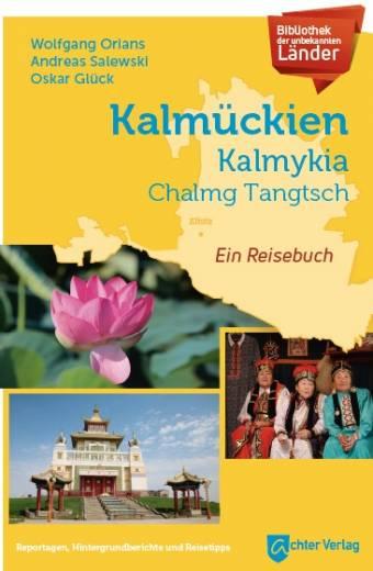 Kalmückien Reisebuch